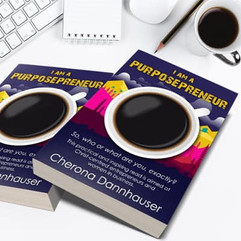 author i am a purposepreneur cherona d