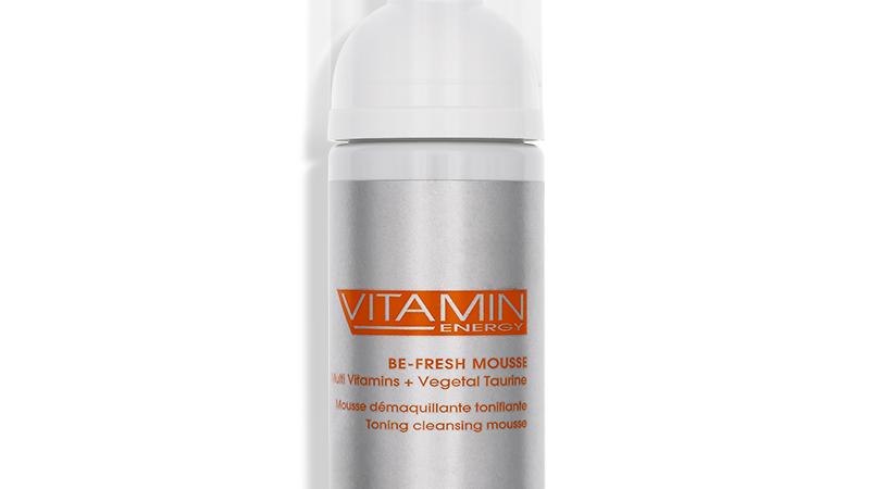Vitamin Energy Be Fresh Mousse