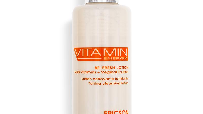 vitamin Energy Be fresh lotion nettoyante tonifiante