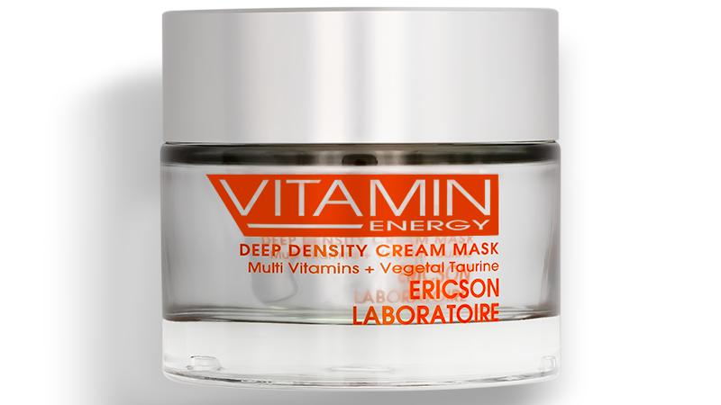 Deep density cream mask