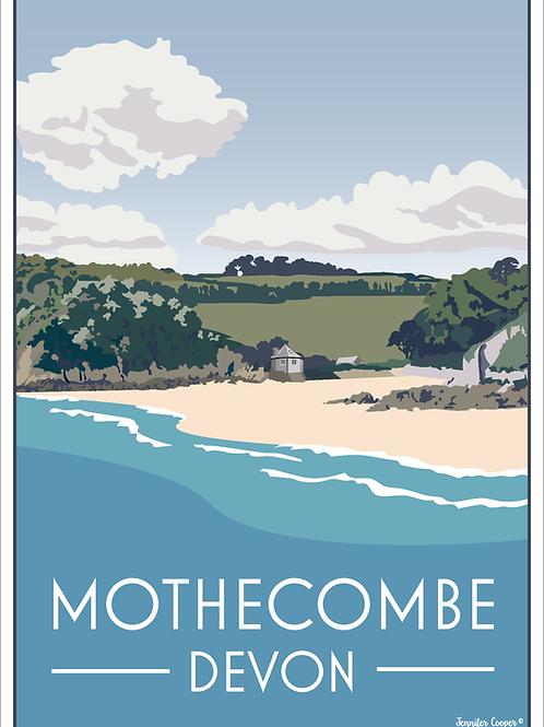 Mothecombe, Devon