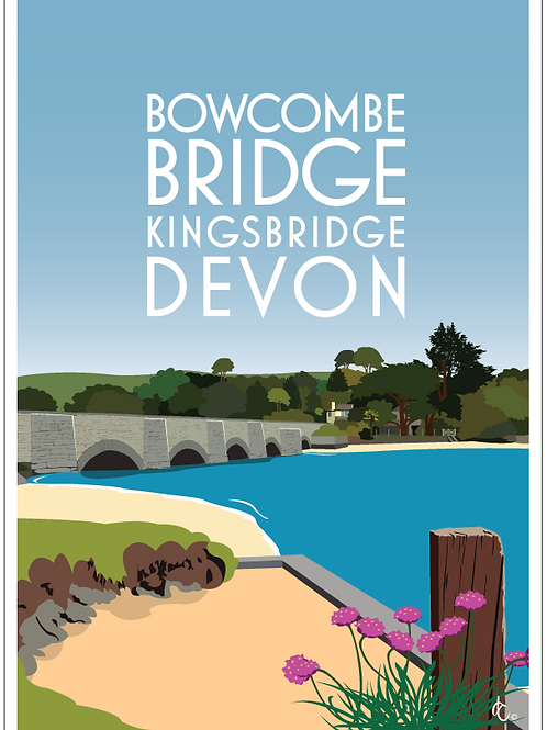 Bowcombe Bridge, Kingsbridge, Devon