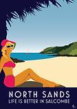 North Sands Salcombe