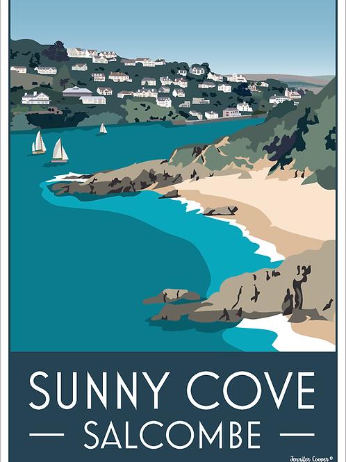 Sunny Cove, Salcombe, Devon