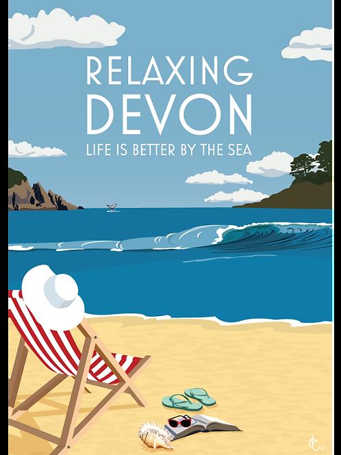 Relaxing Devon