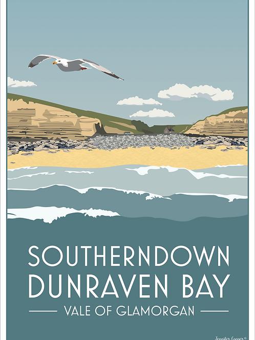 Southerndown - Dunraven Bay
