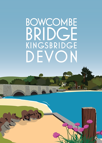 Bowcombe Bridge Kingsbridge