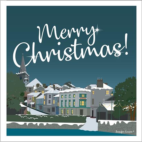Kingsbridge Christmas cards (Pack of 5)