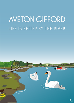 Tidal Road Aveton Gifford Devon