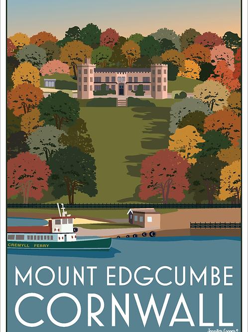 Mount Edgcumbe, Cornwall