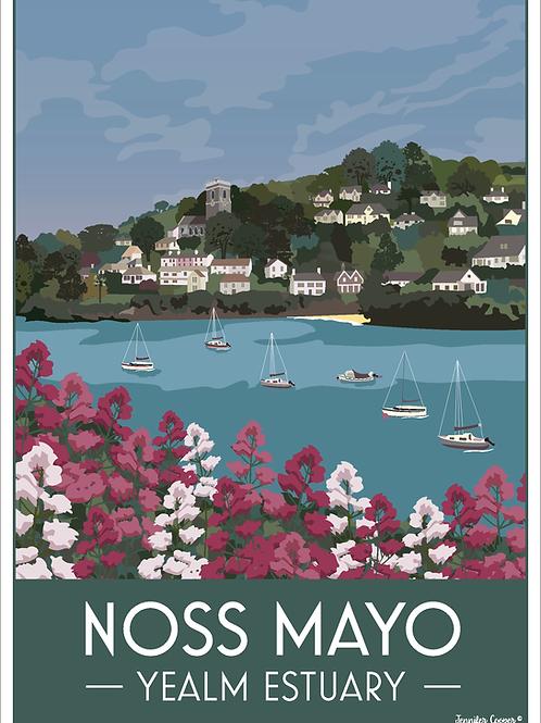 Noss Mayo, Devon