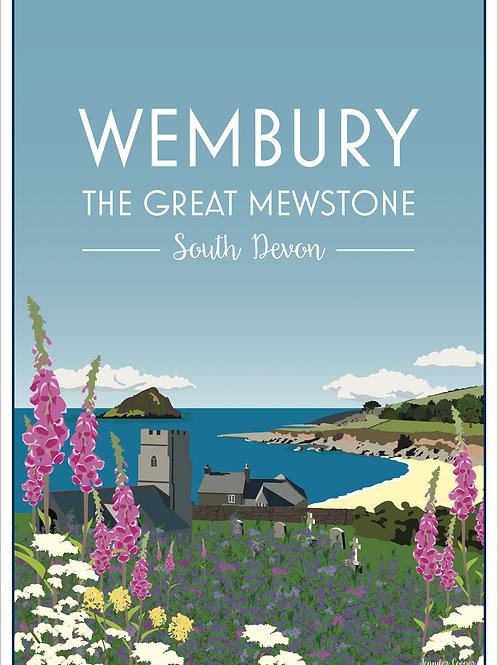 Wembury & The Great Mewstone, Devon