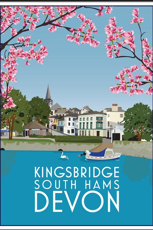 Kingsbridge greeting cards (Pack of 5)