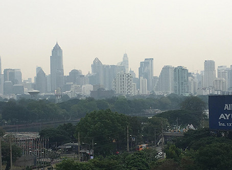 Bangkok Air Quality and Health