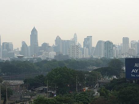 Bangkok Air Quality and Health
