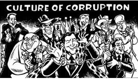 Digital Tracking of Corruption