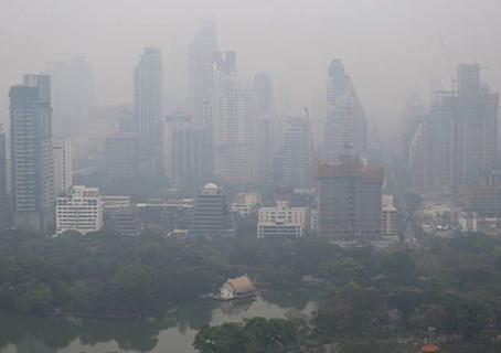 Bangkok Air Pollution Causes and Solutions