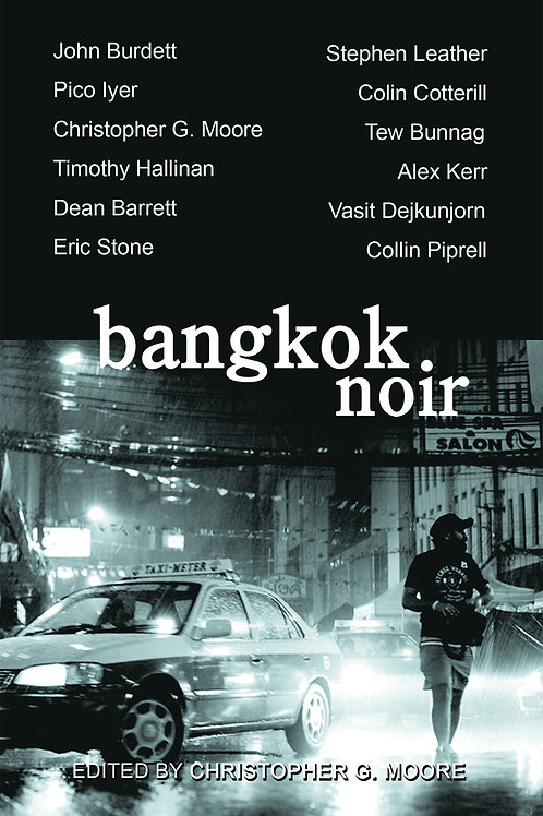 Bangkok Noir (Signed Edition)