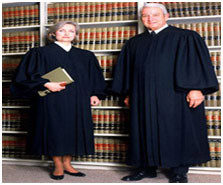 Creative Lawyers and Judges