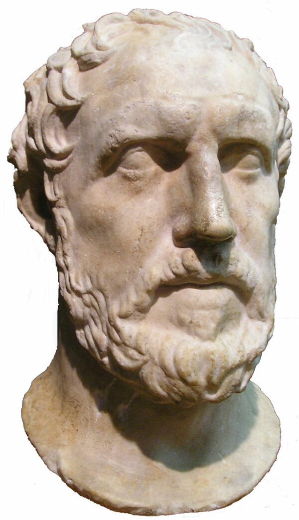 Thucydides © Wiki-Commons