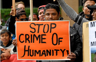 Our unfortunate complicity in the mass murder of the Rohingya