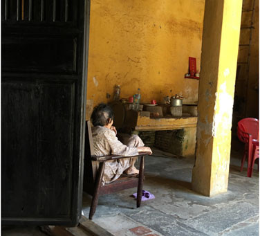 Four images from Hoi An, Vietnam. March 2017