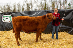 Hailey McClanaghan & Little Red