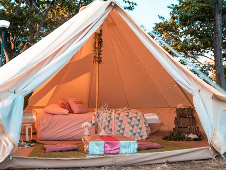 5 Reasons Why Glamping In Singapore Is Better Than Camping