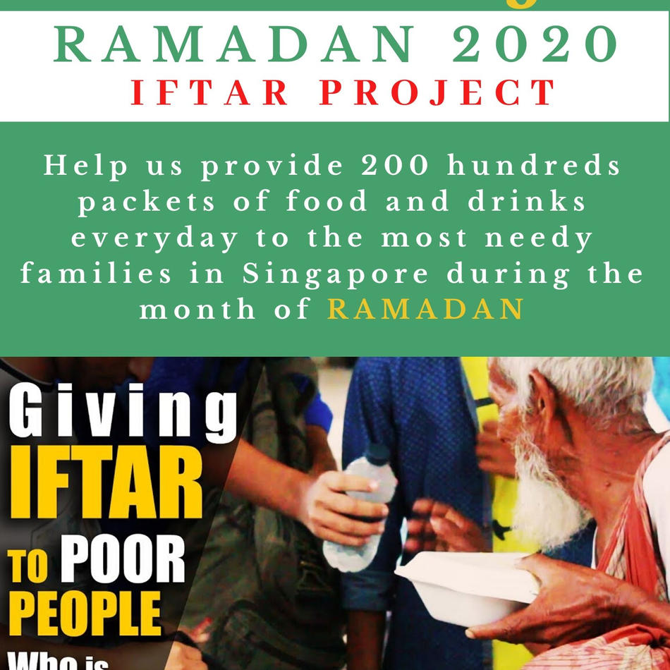 IFTAR FOR THE NEEDY