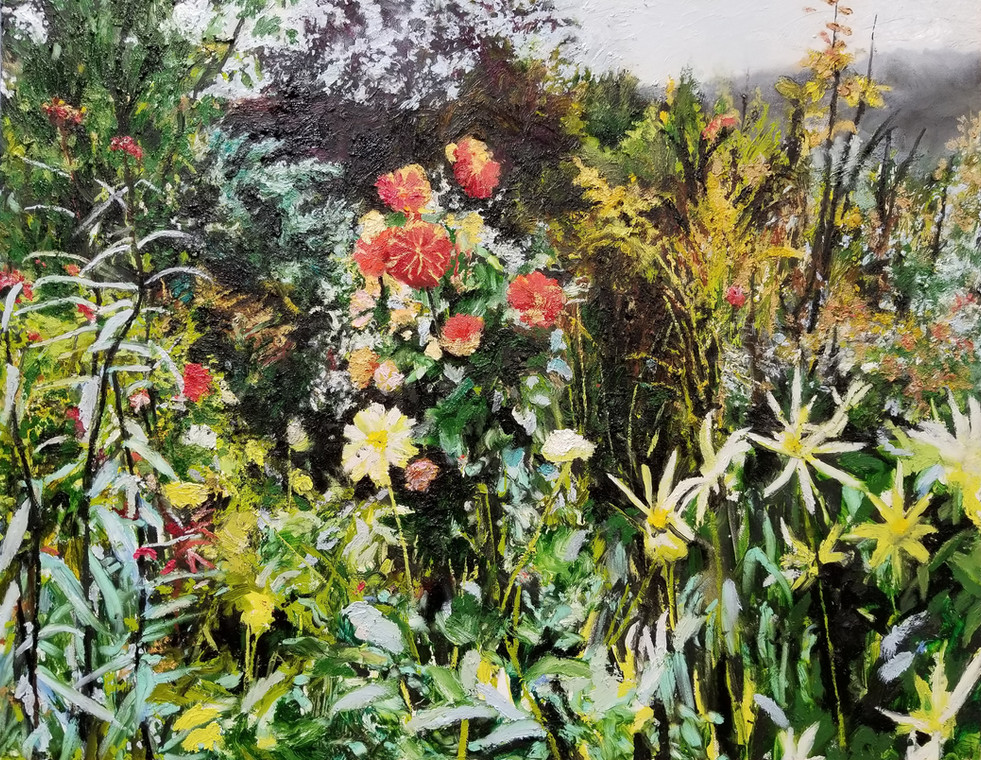 Flowers, Giverny