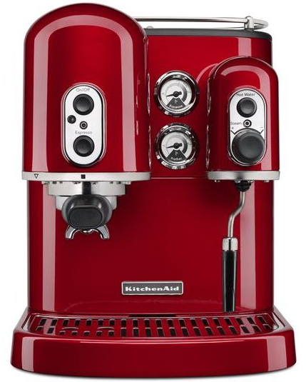 Espresso Meachine Kitchen Aid