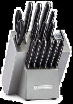 Set de cuchillos Kitchen Aid