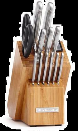 Set de cuchilos Kitchen Aid