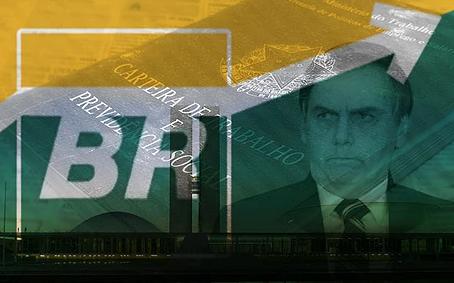 O cala a boca da Petrobras