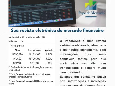 PapoNews 10/09/2020