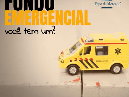 Fundo Emergencial - Você tem um?