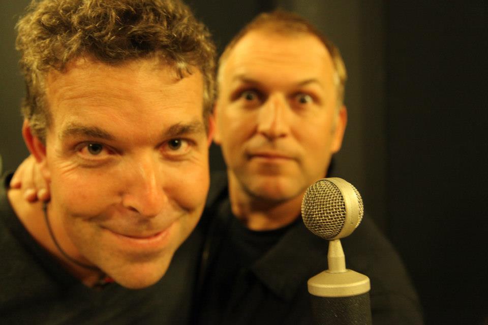 Paul Colman and Dean Richardson