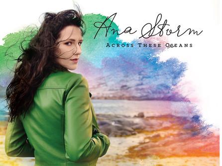 "Ana Storm ""Oceans"""