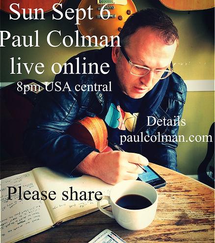 PaulColmanLive20200906.JPG