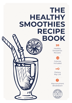 The Healthy Smoothies Recipe Book