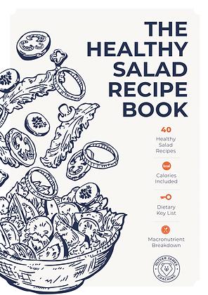 The Healthy Salad Recipe Book