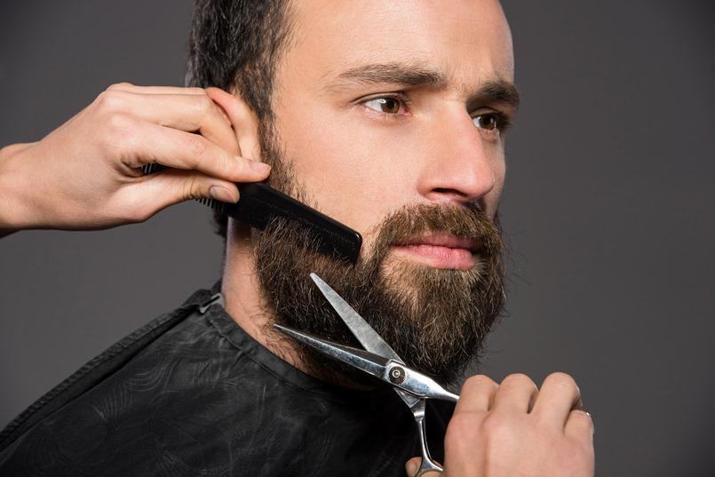 Corte de caballero+Delineado de barba