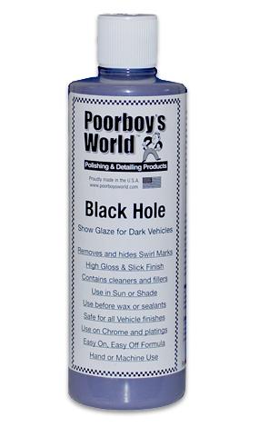 PoorBoys Black Hole 16oz 473ml