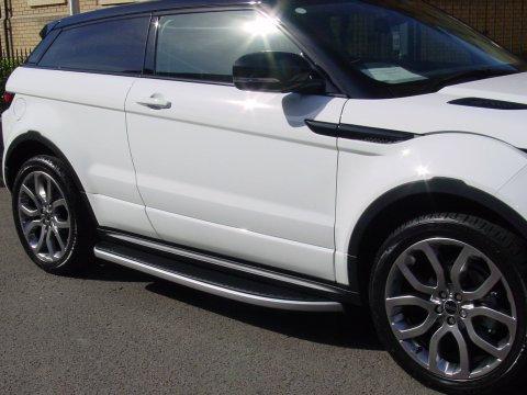 Range Rover Evoque Pure Prestige Side Steps