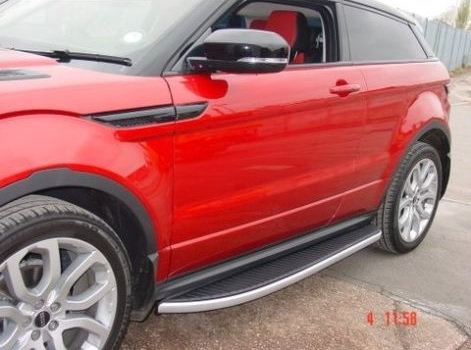Range Rover Evoque Dynamic Side Steps