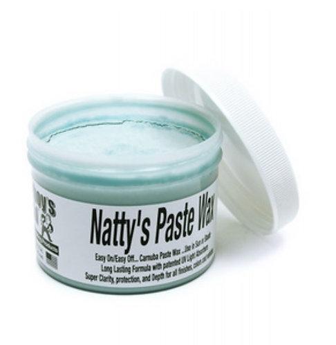Natty's Paste Wax - Blue 8 oz