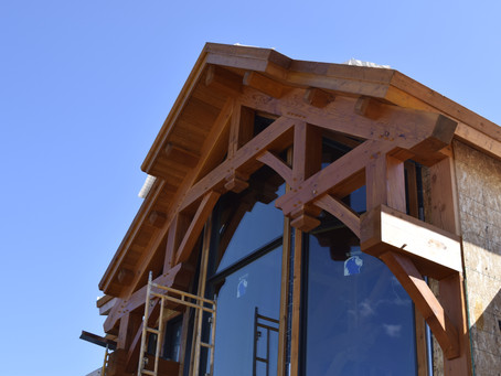 Coal Creek Canyon Residence Progress