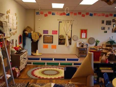 """Fänas Succeeds in Creating a """"Homey"""" Feel for Kids: Wilderness Place Early Learning Center"""