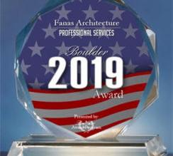 2019 Boulder Award