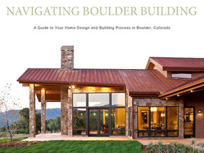 Applying For a Building Permit in Boulder County